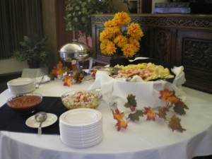 Fall Seafood Buffet -4